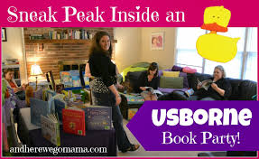 and here we go sneak peek inside an usborne book party