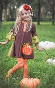 Pumpkin Pie Halloween Costume Peaches Cream Clothing Girls Boys