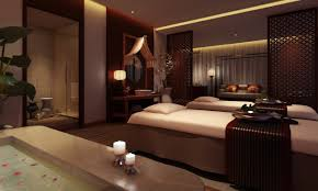 spa interior design spa massage room design day spa treatment