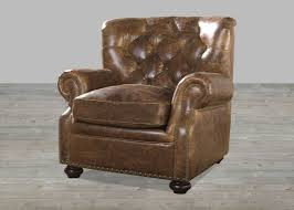 Brompton Leather Sofa Brompton Brown Top Grain Vintage Leather Recliner