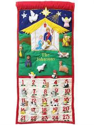 nativity advent calendar traditional fabric nativity advent calendar