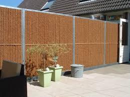 jardin cloture clôture de jardin pas chère originale et design