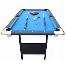 what size is regulation pool table