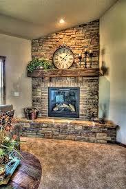 corner fireplace best 25 corner fireplaces ideas on corner stone
