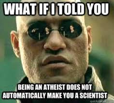 Anti Atheist Meme - my daily atheist meme kenyatalk