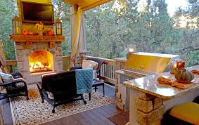 stunning cozy all weather outdoor room in castle pines mile high