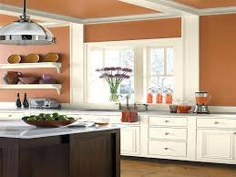 best paint color for kitchen with oak cabinets most popular