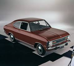 opel kadett sport coupe version us 1968 opel pinterest