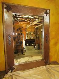 Rustic Vanity Mirrors For Bathroom - 332 best rustic mirrors images on pinterest rustic mirrors