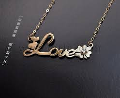 my name jewelry flower make my name silver pendant necklace for personalized