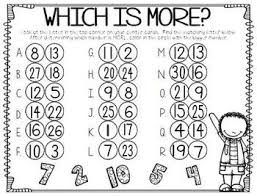 best 25 comparing numbers ideas on pinterest less than greater