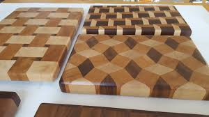 end grain cutting boards and butcher blocks custommade in cutting trying out some new 3d end grain cutting board designs album on in cutting board designs