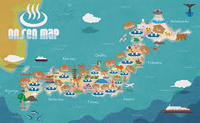 Top Spot Maps Japan Onsen Map The Guide To Japanese Springs U2013 Jw Web Magazine