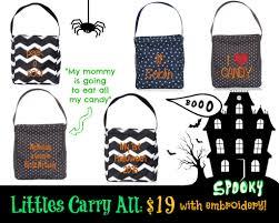 Halloween Gift Bag by Halloween Melissa Fietsam