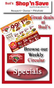 bud s shop n save your local hannaford brand grocer