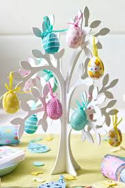 diy charming easter trees for a festive celebration