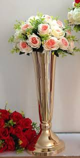 Gold Tall Vases Articles With Tall Gold Wedding Vases Tag Gold Flower Vase Pictures