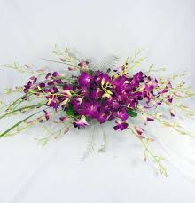 orchid centerpiece dendrobium orchid centerpiece kremp