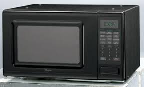 Microwaves That Mount Under A Cabinet by Whirlpool Mt4078sk 0 7 Cu Ft Countertop Microwave Oven W Under