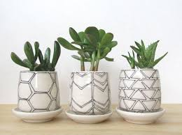 small planter pretty inspiration small planter stunning design set of three small
