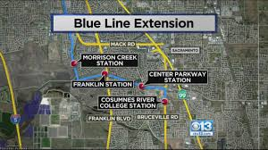 Sacramento Light Rail Schedule Light Rail Cbs13 Cbs Sacramento
