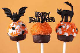 halloween cupcake cake pops love from the oven