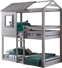 Bunk Beds Reviews Brilliant Bunk Beds For Within Donco Bed Reviews
