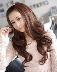 model rambut keriting gantung model rambut wanita keriting gantung hairstylejos