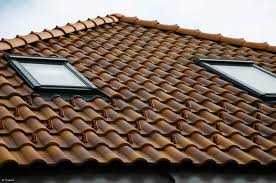 Mediterranean Roof Tile Adding A European Touch To Indian Architecture