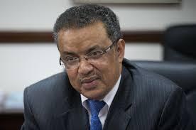 äthiopier tedros zum neuen who generaldirektor gewählt