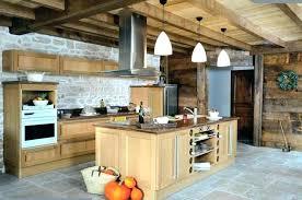facade cuisine bois brut meuble cuisine bois massif facade meuble cuisine bois brut facade