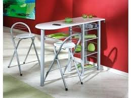 table murale cuisine table de cuisine murale ensemble table bar 2 tabourets frida table