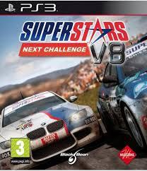challenge ps3 ps3 superstars v8 challenge incl wheel
