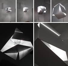 Cube Lights Boxes Of Light Create Modular Lighting Fixtures