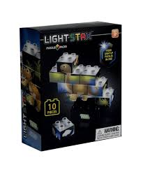 light stax power base light stax junior puzzle dinosaur edition