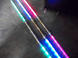 lightsaber toy light up 2 galactic wars dual lightsaber 6 fx double 2 sided light up kids