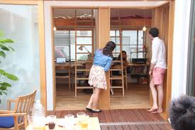 why foreign students choose share house even though they can live