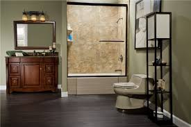 one day remodel one day affordable bathroom remodel bath planet canyon slate