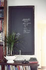 chalkboard in kitchen ideas chalkboard paint ideas when writing on the walls becomes