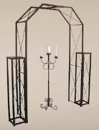 wedding supply rental candelabra rental wedding candelabras for rent a to z party