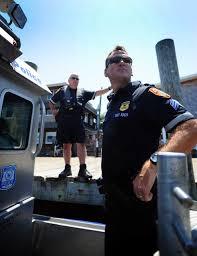 marine bureau out with the suffolk county marine bureau newsday