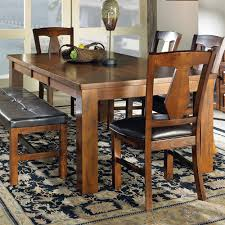 steve silver company lk400t lakewood dining table the mine