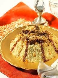 site de cuisine marocaine en arabe recette seffa de couscous medfouna à l agneau repas du dimanche