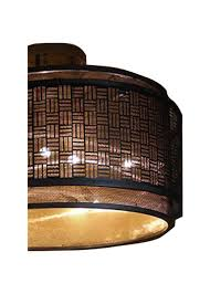 Industrial Flush Mount Lighting The Abbott Flush Mount Ceiling Or Wall Fixture Contemporary