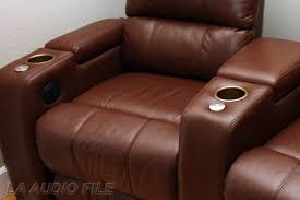 comfortable home theater seating product review palliser pepper model 41492 home theater