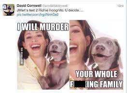 Murder Meme - jonathan martin s murder text to richie incognito was internet