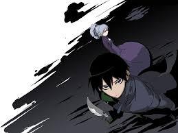 darker than black darker than black mask page 2 zerochan anime image board