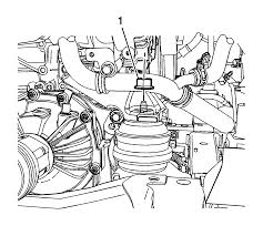 repair instructions on vehicle engine mount replacement