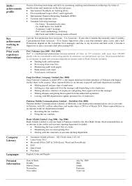 Auditor Sample Resume by Ahsan Abbas Acca Resume