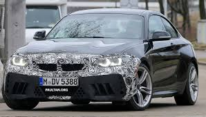 kereta bmw z4 spyshots bmw m2 facelift minor exterior changes